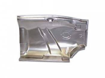 Experi Metal Inc - Under Rear Seat Panel RH - Image 1