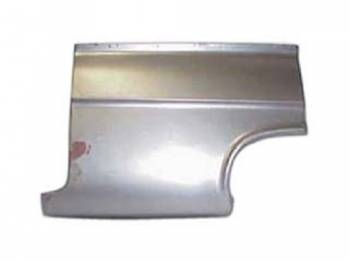 Made Right Body Panels - Quarter Panel Front Section LH - Image 1