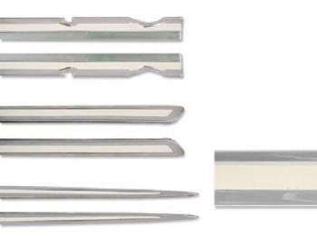H&H Classic Parts - Side Molding Set - Image 1