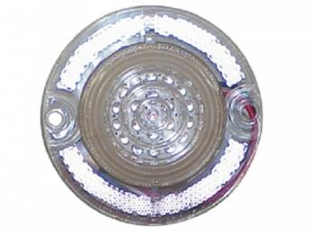 United Pacific - LED Clear Taillight Lens - Image 1