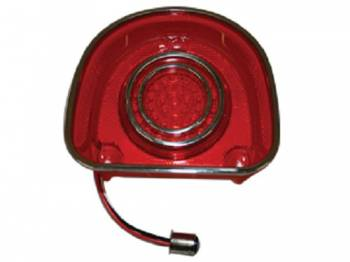 United Pacific - LED Taillight Lens - Image 1