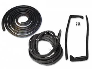 H&H Classic Parts - Basic Weatherstrip Kit - Image 1