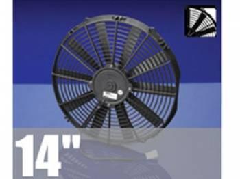 """Spal USA - 14"""" Pusher Electric Fan"""