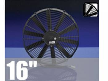 "Spal USA - 16"" Pusher Electric Fan - Image 1"