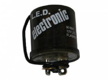 United Pacific - 2 Terminal LED Flasher - Image 1