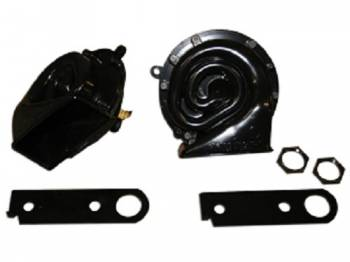 H&H Classic Parts - Universal Horns - Image 1