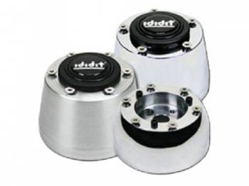 Ididit - 6-Bolt Wheel Adapter with Momo Wheel - Image 1