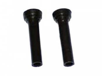 Classic Auto Locks - Door Lock Knobs Black - Image 1