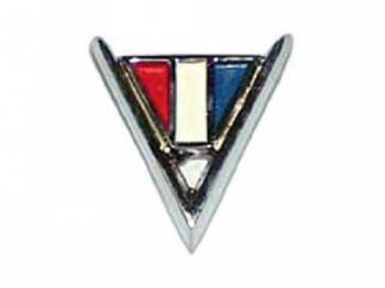 H&H Classic Parts - V Fender Emblems - Image 1