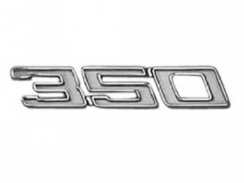 Trim Parts USA - 350 Fender Emblems - Image 1