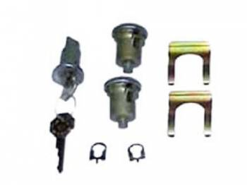 PY Classic Locks - Ignition & Door Lock Set - Image 1