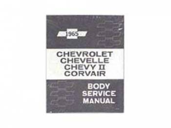 DG Automotive Literature - Body Service Manual