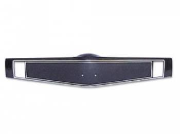 Dynacorn International LLC - Steering Wheel Center Shroud Black - Image 1