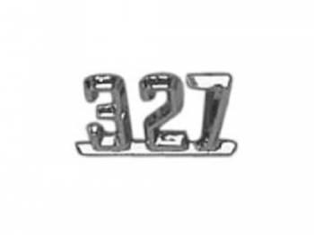 H&H Classic Parts - 327 Fender Emblems