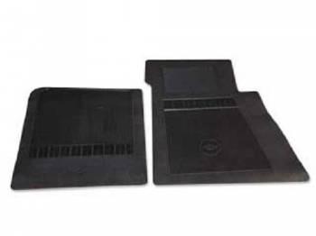 OER (Original Equipment Reproduction) - Floor Mats Black - Image 1