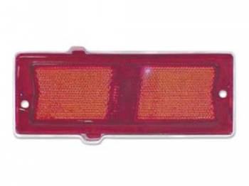 TW Enterprises - Side Marker Light Lens - Image 1