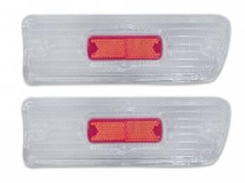 Dynacorn International LLC - Backup Light Lens - Image 1