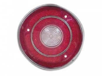 Trim Parts USA - Backup Light Lens RH - Image 1