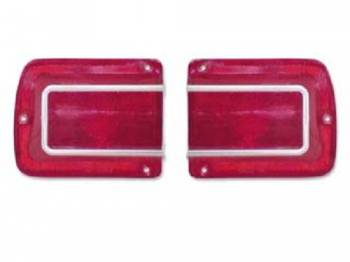 Trim Parts USA - Taillight Lens - Image 1