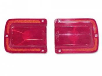 Trim Parts USA - Taillight Lens without Trim - Image 1