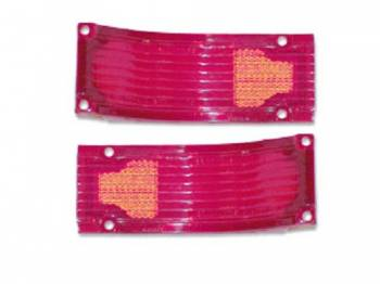 Trim Parts USA - Outer Taillight Lens - Image 1