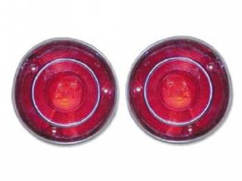 Dynacorn International LLC - Taillight Lens - Image 1