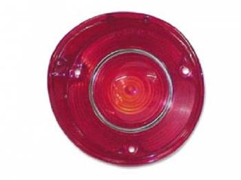 Trim Parts USA - Taillight Lens LH - Image 1