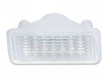 CHQ - Front Marker Light Assembly Clear - Image 1