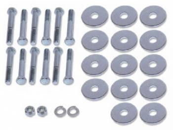 RestoParts - Body Mount Bolt Kit - Image 1