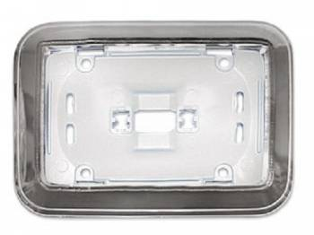 RestoParts (OPGI) - Dome Light Bezel - Image 1