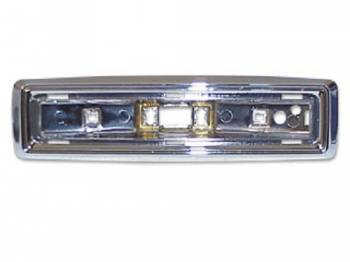 RestoParts (OPGI) - Dome Light Bezel - Image 1