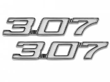 Trim Parts USA - 307 Fender Emblems - Image 1