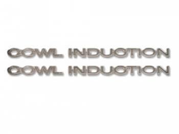 Dynacorn International LLC - Cowl Induction Emblem - Image 1