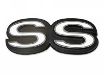 Trim Parts USA - Grille Emblem (SS) - Image 1
