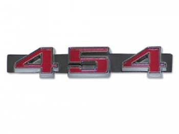 Trim Parts USA - Grille Emblem (454) - Image 1