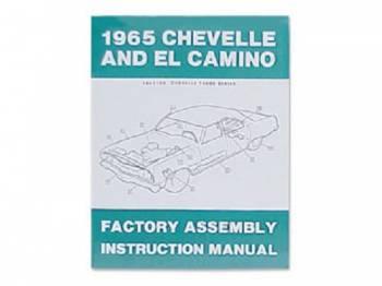 DG Automotive Literature - Assembly Manual - Image 1