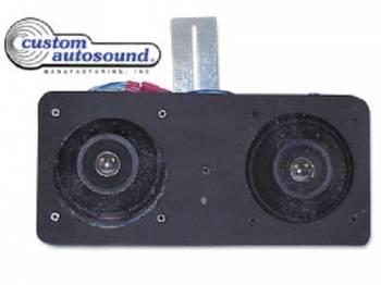 Custom Auto Sound - Dual Speaker