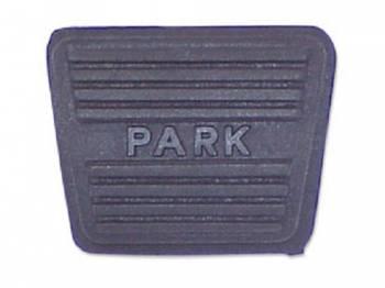 RestoParts (OPGI) - Emergency Brake Pedal Pad - Image 1