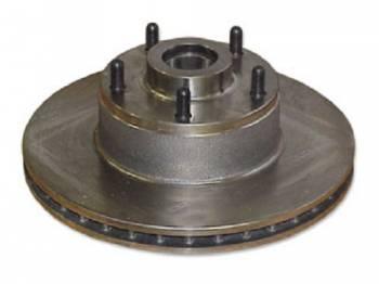 H&H Classic Parts - Brake Rotor - Image 1