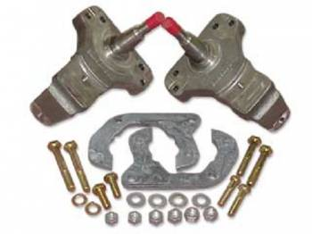 Classic Performance Products - Stock Height Disc Brake Spindles - Image 1