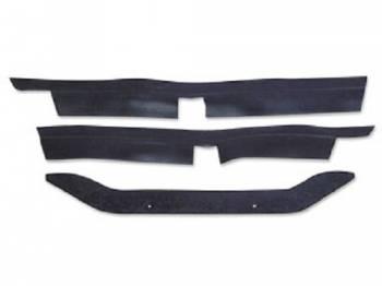 T&N - Rear Bumper to Body Seals - Image 1