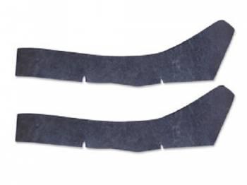 RestoParts (OPGI) - Rear Bumper to Body Seals - Image 1