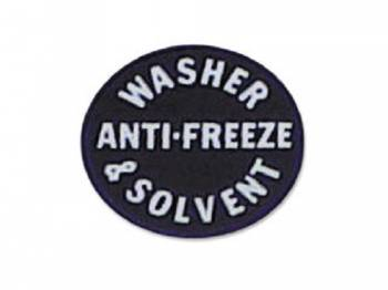 Jim Osborn Reproductions - Washer Bolt Decal - Image 1