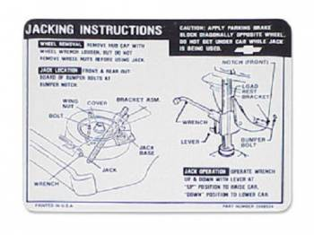Jim Osborn Reproductions - Jack Instructions - Image 1