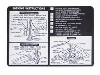 Jim Osborn Reproductions - Jack Instructions - Image 1