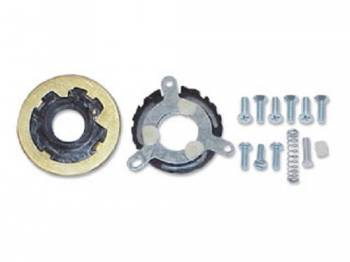 H&H Classic Parts - Horn Cap Mounting Kit - Image 1