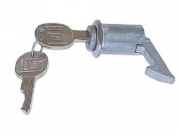 PY Classic Locks - Console Lock - Image 1