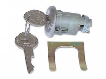 PY Classic Locks - Trunk Lock