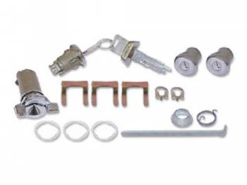 PY Classic Locks - Complete Lock Set