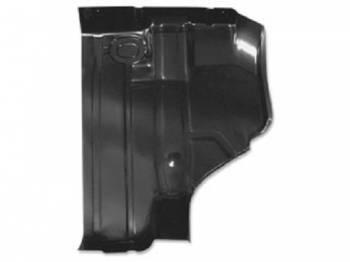 Dynacorn International LLC - Trunk Floor Side Section LH - Image 1
